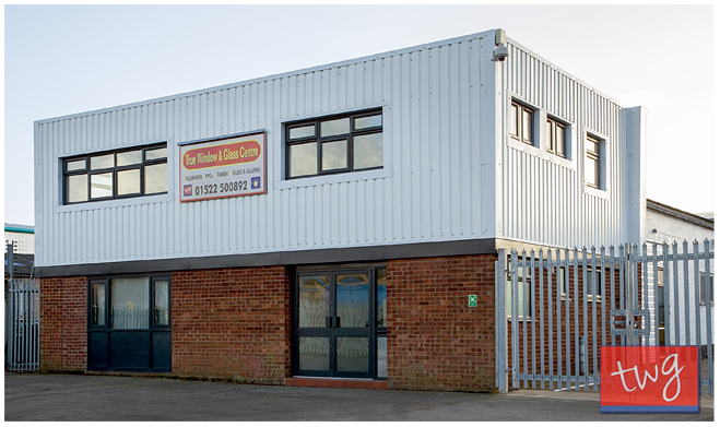 Aluminium Windows and External aluminium cladding