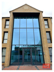 Commercial Glazing by TWG