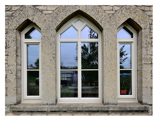 Custom UPVc Windows