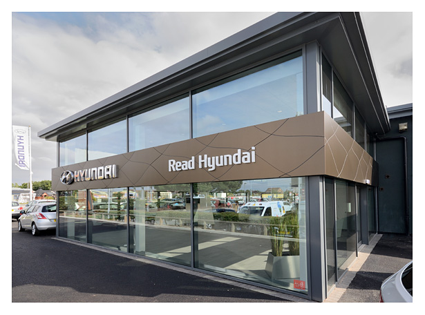 Hyundai Dealership Lincoln