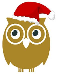 Christmas-Owl