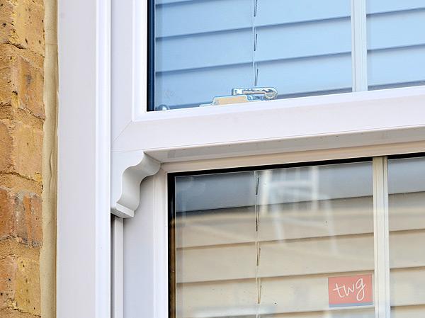 Upvc Windows Detail : Pvcu windows lincoln double glazing nottingham